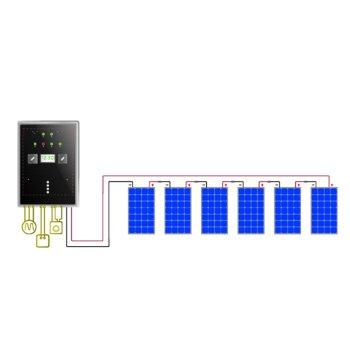 Sistema di alimentazione solare ibrido Hybrid Sol